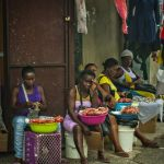 Street Peddlers in Montego Bay by Travis Broxton, f16 Digital, Score: 9