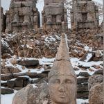 Broken Statues on Mount Nemrud, Turkey by Nancy Myer, f16 Digital, Score: 9