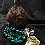 Ancient Treasures by Gwen Piña, f11 Digital, Score: 9