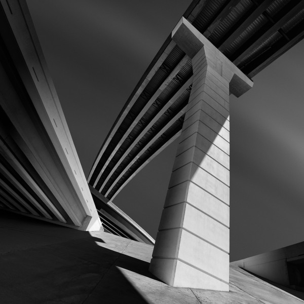 Elevated Illusions #5 by Kevin Holliday, f16 Monochrome, Score: 10