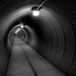 Tunnel Vision by Oz Pfenninger, 1st f11 Monochrome