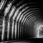 Tunnel Vision by Danny Lam, f11 Monochrome, Score: 9