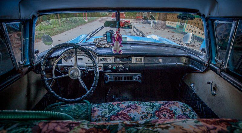 Cuban Cockpit by Gary Witt, f16 Color, Score: 10
