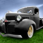 The Wife\'s Old Pickup by Dan Greenberg, 1st f16 Color