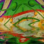 Color Liquified by Dan Greenberg, f16 Digital, Score: 9