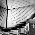 Harbor Reflections by Oz Pfenninger, f16 Monochrome, Score: 9