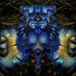 blu by Travis Broxton, f16 Digital, Score: 10