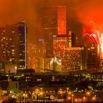 Happy New Year by Fred Larke, F8 Digital, Score-9