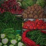 Balinese Market Stall by Nancy Myer, F16 Digital, Score-10