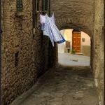 Wash Day in Cortona by Peggy Dietz, F16 Color, Score-10