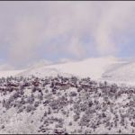 Clearing Winter Storm – Red Rocks by Nancy Myer, f16 Digital, Score: 9