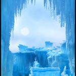 Ice Portal by Peggy Dietz, f16 Color, Score: 9