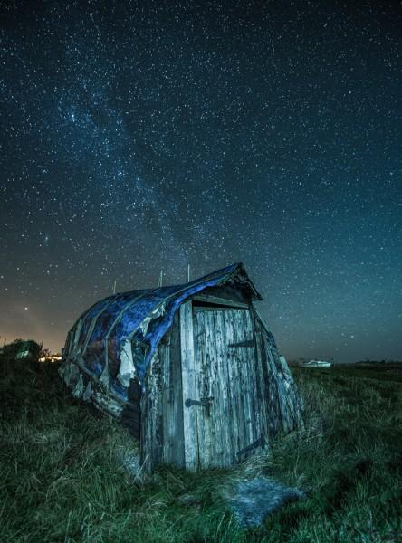 Lindisfarne Blue by Scott Wilson, f16 Digital, Score: 10