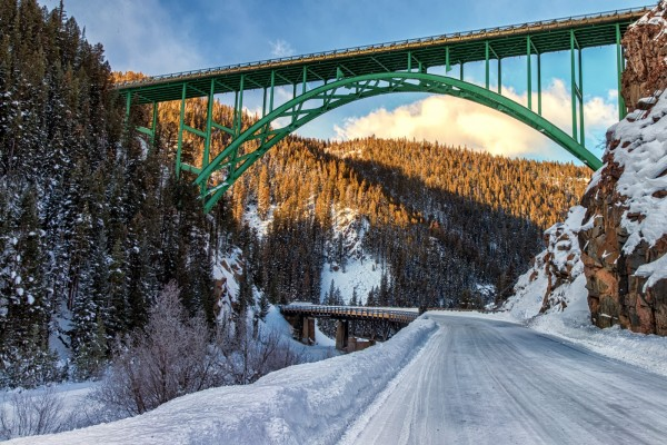 Bridging the Bridge by Butch Mazzuca, f16 Digital, Score: 9