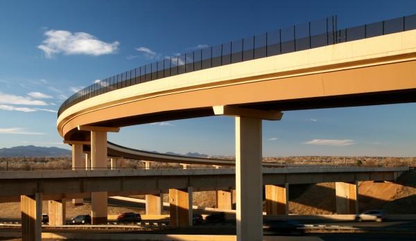 The Bridges at C470 & Santa Fe by David Irwin, f11 Digital, Score: 9