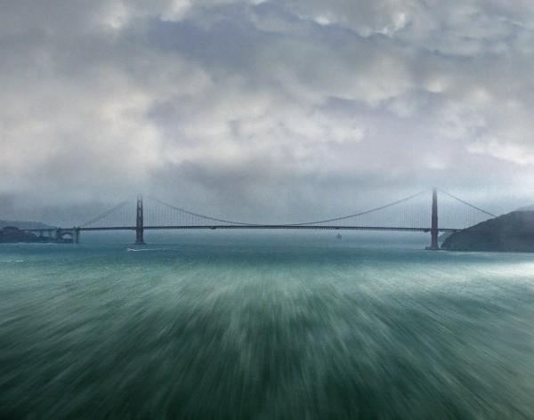 The Bridge by Travis Broxton, f16 Digital, Score: 9