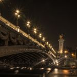 Bridge in Paris by Lucius Ashby, f8 Digital, Score: 9