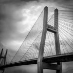 Nanpu Bridge by Ron Schaller, f11 Digital, Score: 9
