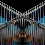 Homage to M.C. Escher by Larry Hartlaub, f11 Digital, Score: 9