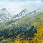 Early Fall Snow by Diane Katzenberger, F8 Digital, Score-9