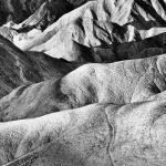 Zabriskie Point by Ron Cooper, F11 Monochrome, Score-10