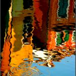 Colors and Reflections by Oz Pfenninger, 2nd f11 Digital