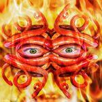 Pyrophobia by A.J. Spong, f11 Digital, Score: 10