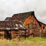Yes, Old Barns Do Go to Heaven by Marilyn Clark, f11 Digital, Score: 9