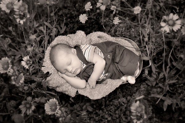 Baby Colson by April Moore, f8 Digital, Score: 9