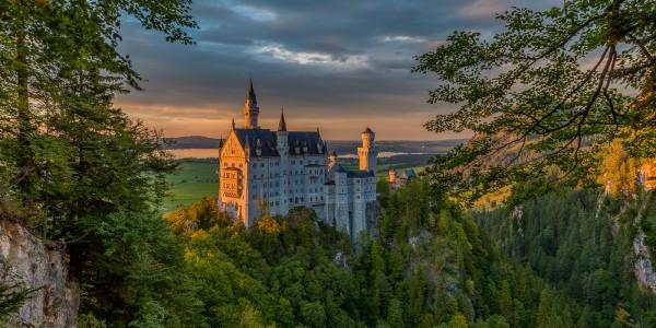 Fairy Tale Castle by Brian Donovan, f11 Digital, Score: 10