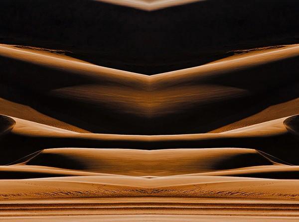 Dune Art by Dick York, f16 Digital, Score: 9