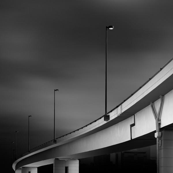 Elevated Illusions No. 1 - Y Bridge by Kevin Holliday, f16 Digital, Score: 9