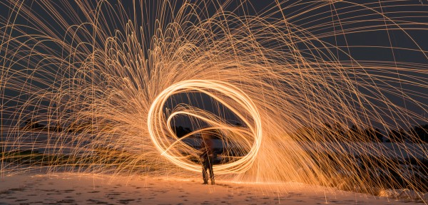 Ring of Fire by Nick Hemenway, f8 Digital, Score: 9