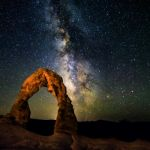 Delicate Arch at 3:00 AM by Butch Mazzuca, f11 Digital, Score: 9