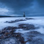 Penmon Lighthouse by Scott Wilson, f16 Digital, Score: 10