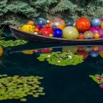 Glass Ball Boat by Wayne Corrigan, f11 Digital, Score: 9