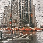 Downpour in Manhattan by Peggy Dietz, 2nd f11 Color