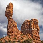Balanced Rock by Dick York, f11 Digital, Score: 10