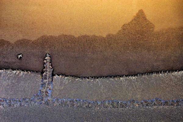 Crystal Landscape by Oz Pfenninger, f16 Digital, Score: 10
