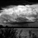 Impending Storm by Oz Pfenninger, f16 Monochrome, Score: 10