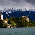 Bled Slovenia by Brian Donovan, f8 Digital, Score - 10
