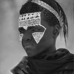 Young Masai Warrior by Mary Paetow, f16 Digital, Score: 10