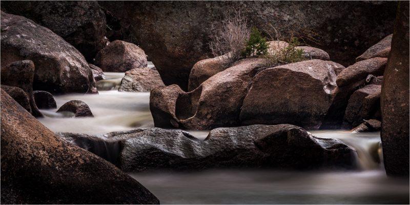 River of Sculptured Rocks by Brian Donovan, f16 Digital, Score: 10