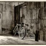 Bike Storage by Darrell Pierson, 2nd f11 Monochrome