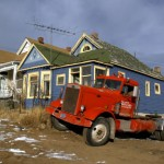 Red Peterbuilt, Cripple Creek, Colorado - 2004