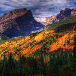 Hallett\'s Peak by Barbara Kennedy, HM f11 Digital
