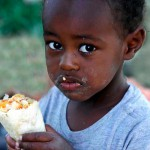 Ethiopian Child by Maria Armstrong, 2nd f5.6 Digital