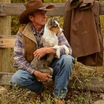 A Cowboy and His Dog by Mary Paetow, HM f11 Digital