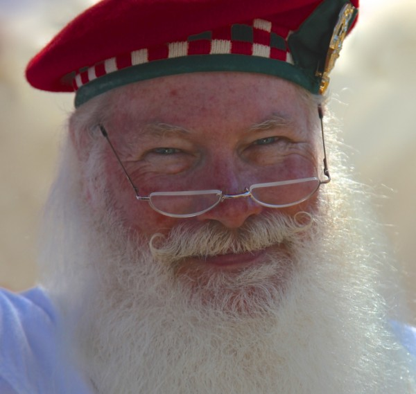 Scottish Santa by David Irwin, f11 Digital, Score: 9