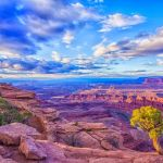 Morning in Canyonlands by Laura Moran, f5.6 Digital, Score: 9